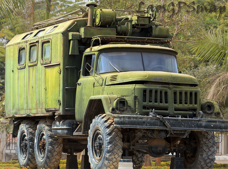 Ho Chi Minh Trail sam-support-truck