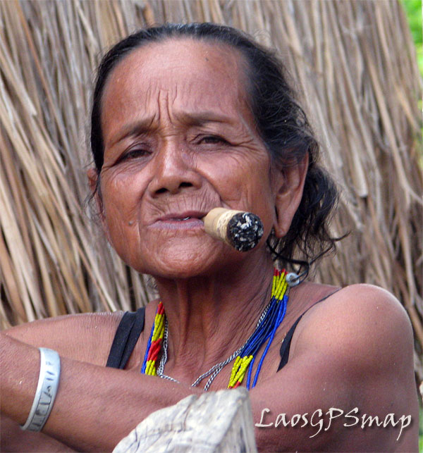 Ho Chi Minh Trail tribal villager