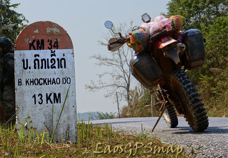 motorcycle tour laos