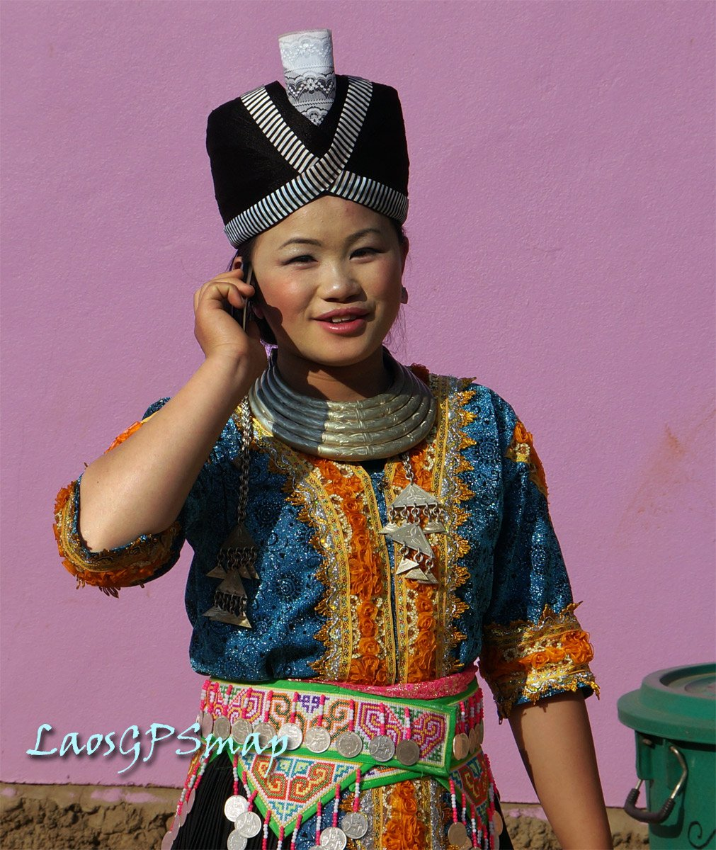 Hmong Festival and Phone