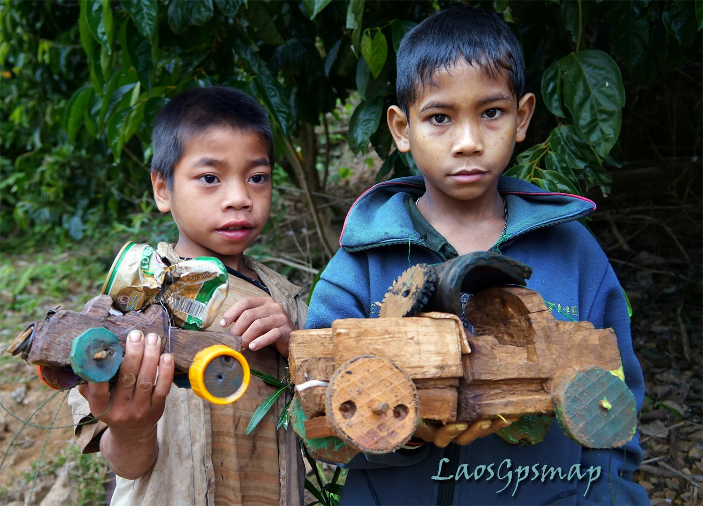 Kareum district home made toys