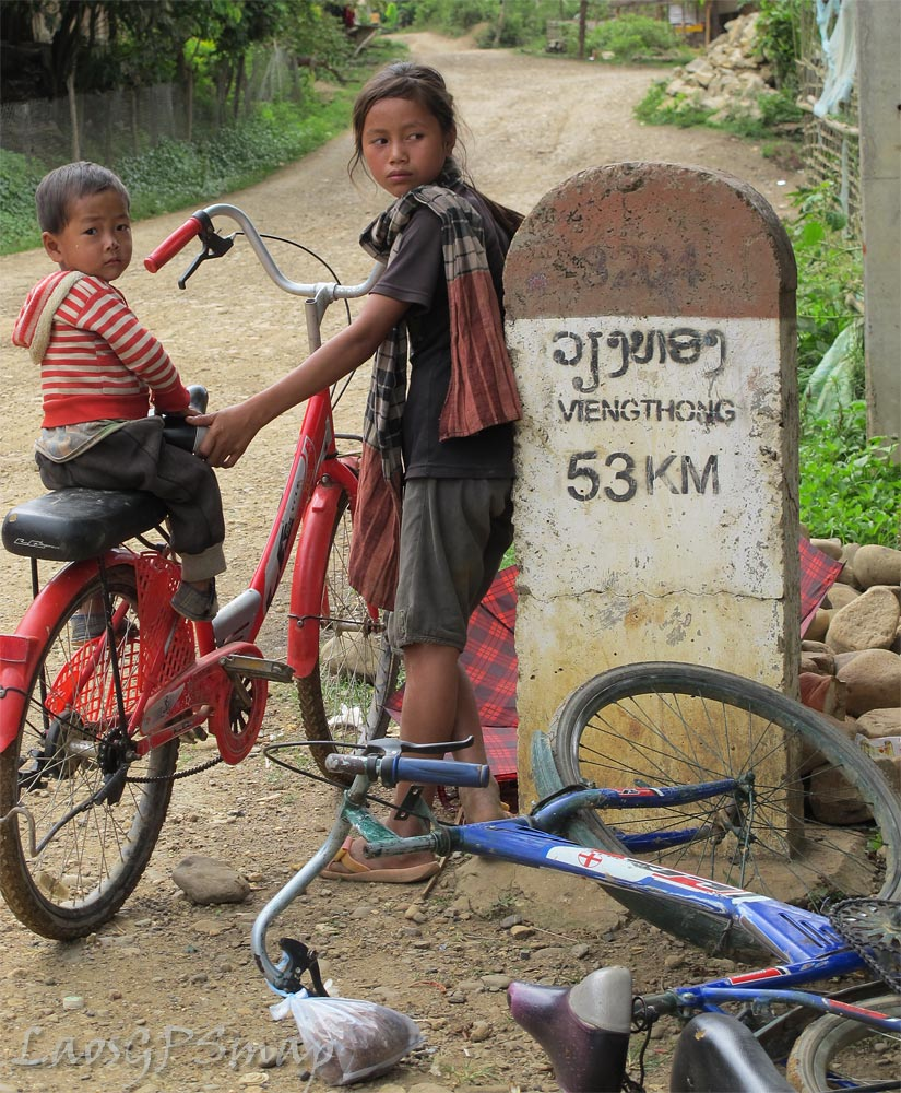 Laos: Photographs Of Rural Laos And Its People