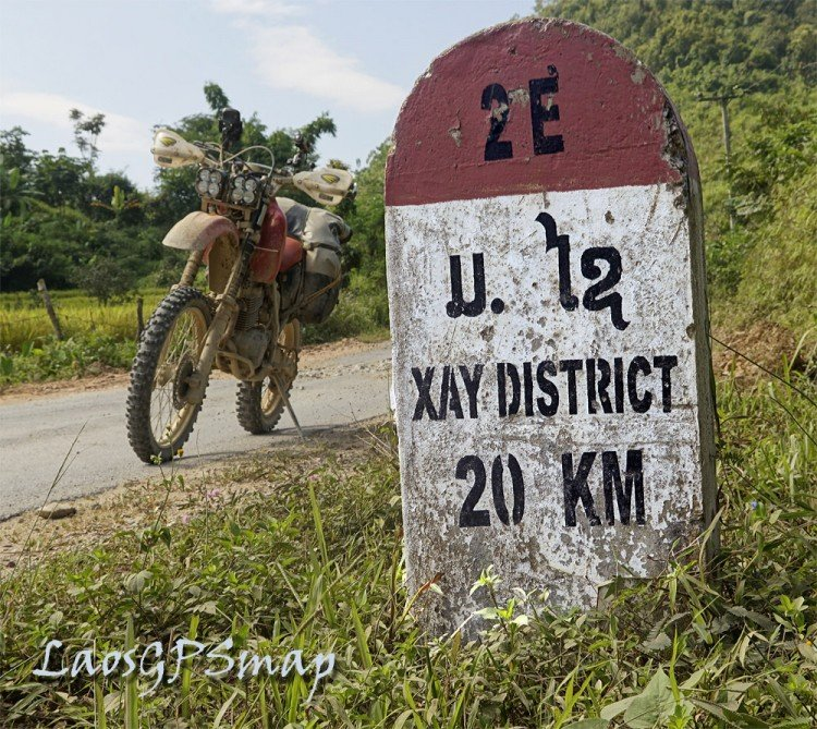 Xay District, Oudomxay