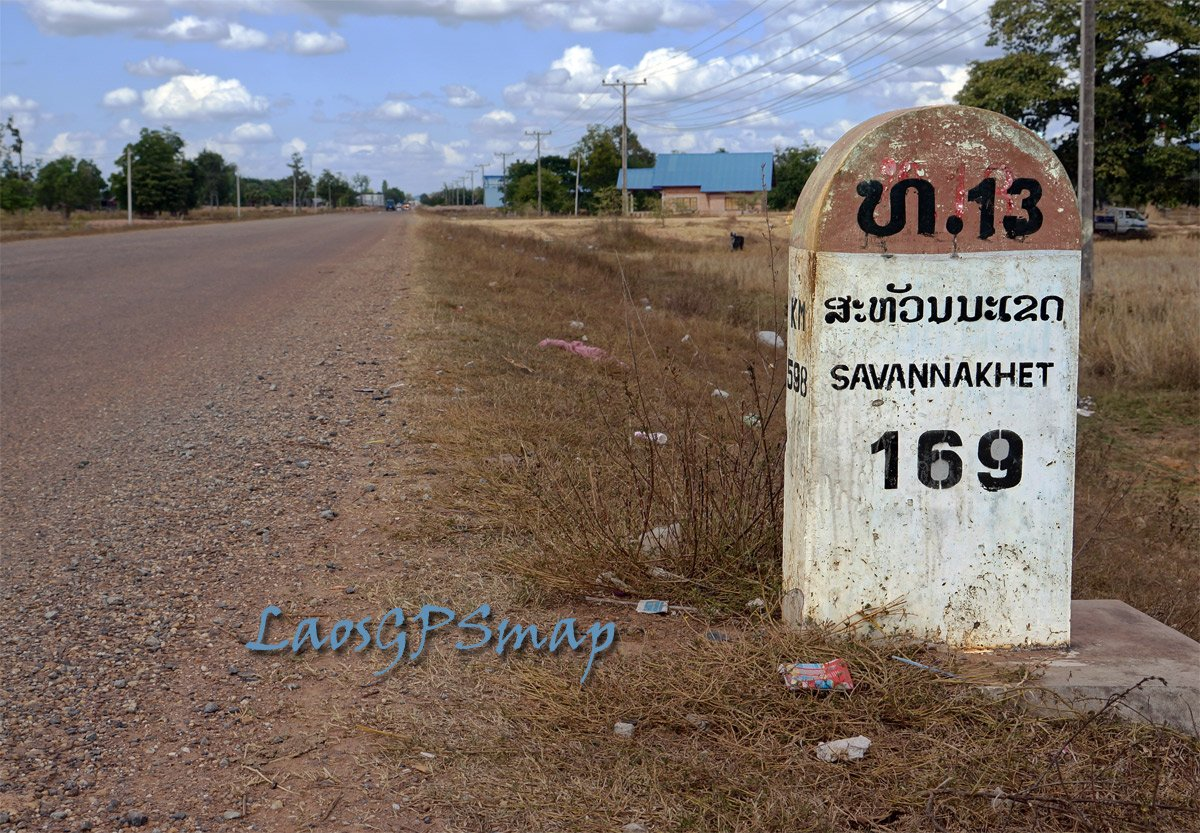 Savannakhet 169 kilometers