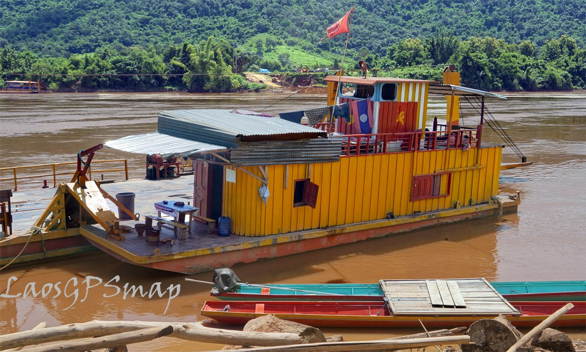 Paklay Ferry soon obsolete