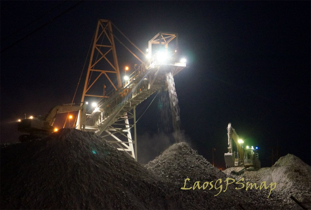 Copper concentrate going 24/7